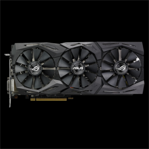 Grafična kartica ASUS Radeon RX 580 OC STRIX TOP, 8GB GDDR5, PCI-E 3.0