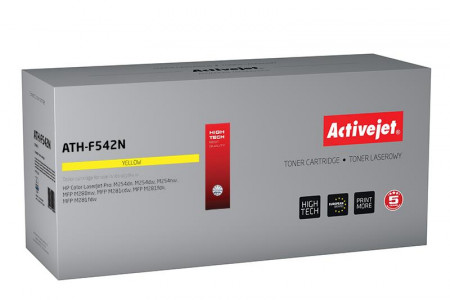 ActiveJet rumen toner HP CF542A
