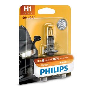 Philips avtomobilska žarnica Vision H1 12V 55W