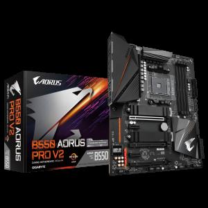GIGABYTE B550 AORUS PRO AC, DDR4, SATA3, USB3.2Gen2, HDMI, AM4 ATX