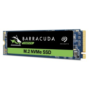 Seagate 512GB SSD BarraCuda 510 M.2 NVMe x4