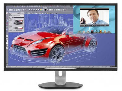 "Philips BDM3270QP 32"" MVA monitor"