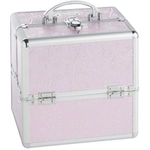 Beautify kovček za ličila Rose Vanity