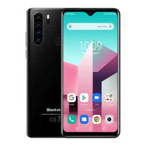 Blackview pametni telefon A80 Plus 4/64GB črn
