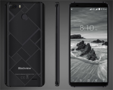 BLACKVIEW S6 ČRN