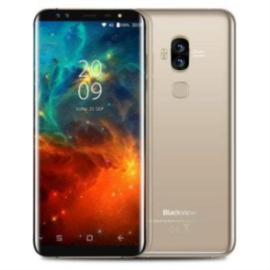 BLACKVIEW S8 4/64GB ZLAT + Darilo: etui
