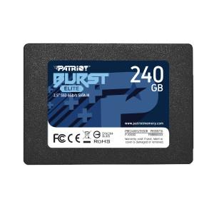 """Patriot Burst Elite 240GB SSD SATA 3 2.5"""""""