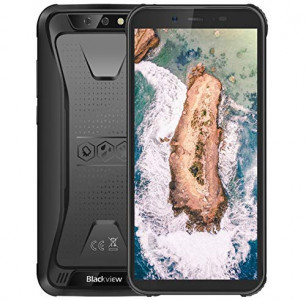 Blackview pametni telefon BV5500 Plus črn