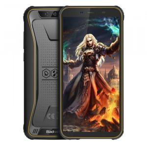 Blackview pametni telefon BV5500 Plus rumen