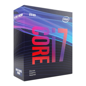 Intel Core i7 9700F BOX procesor, Coffee Lake