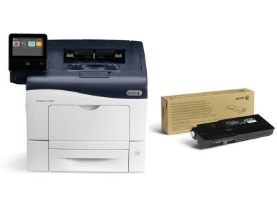 XEROX VersaLink C400DN Barvni laserski printer 35 str/min + GRATIS TONER