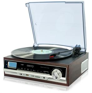 Camry vintage gramofon MP3/USB/SD snemalnik