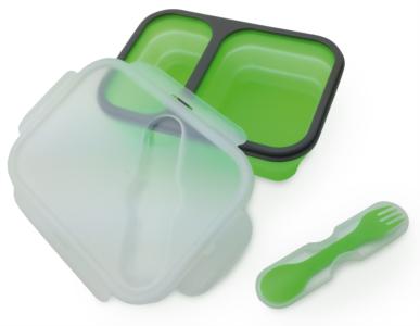 Camry silikonska posoda zelena
