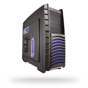 Chieftec DX-02B-OP USB3 EATX ohišje, črno