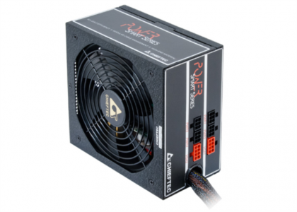 Chieftec Power Smart 750W GOLD ATX modularni napajalnik