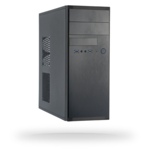 Chieftec HQ-01B-OP USB3 ATX ohišje, črno
