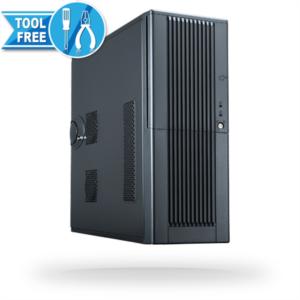 Chieftec LBX-02B-U3-OP USB3 EATX ohišje, črno