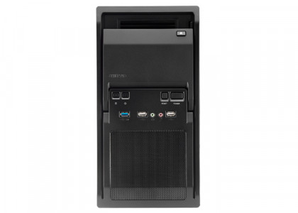 Chieftec LT-01B-500S 500W USB3 mATX ohišje z napajalnikom
