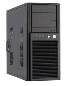 Chieftec SH-03B-OP USB3 EATX ohišje, črno