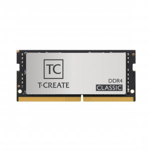 Teamgroup T-CREATE 16GB DDR4-2666 SODIMM PC4-21300 CL19, 1.2V
