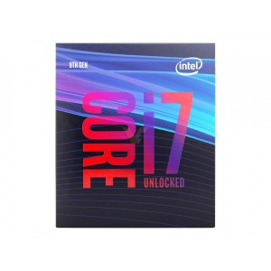 Intel Core i7 9700K BOX procesor, Coffee Lake