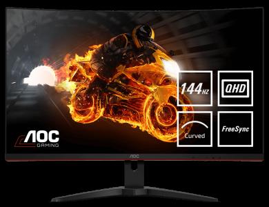 AOC CQ32G1 31.5'' ukrivljen gaming monitor