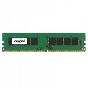 CRUCIAL 8GB DDR4 2400 CL17 DIMM
