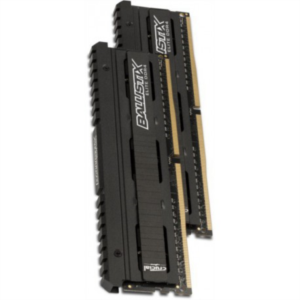 CRUCIAL 16GB Kit (8GBx2) DDR4 3000 CL15 1.35V DIMM Ballistix Elite