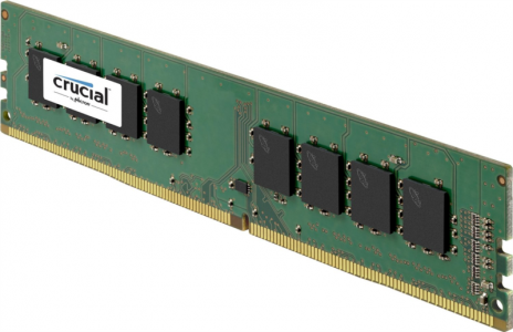 CRUCIAL 16GB (2x8GB) DDR4 2133 CL15 1.2V DIMM single rank
