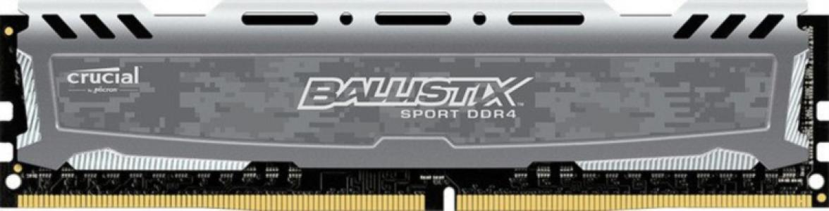 CRUCIAL 16GB DDR4 2400 CL16 1.2V DIMM Ballistix Sport LT