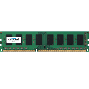 CRUCIAL 2GB DDR3L 1600 PC3L-12800 1.35V/1.5V Single Ranked