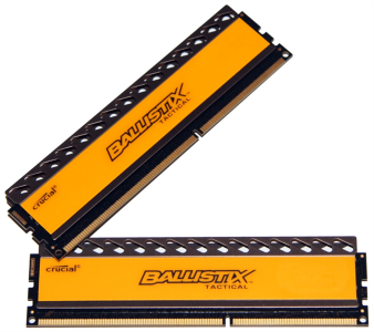 CRUCIAL 8GB (2x4GB) DDR3 1866 PC3-14900 CL9 Ballistix Tactical