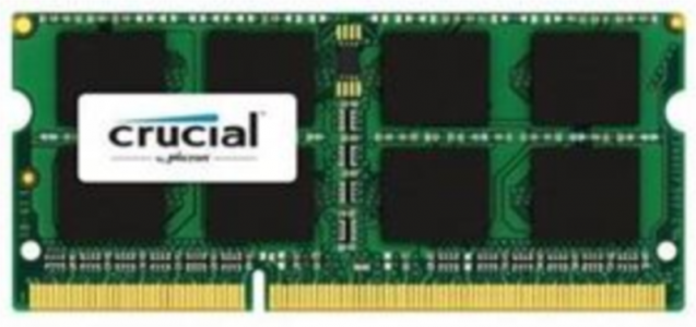CRUCIAL 8GB DDR3L 1866 PC3-14900 CL13 SODIMM za prenosnike in Mac