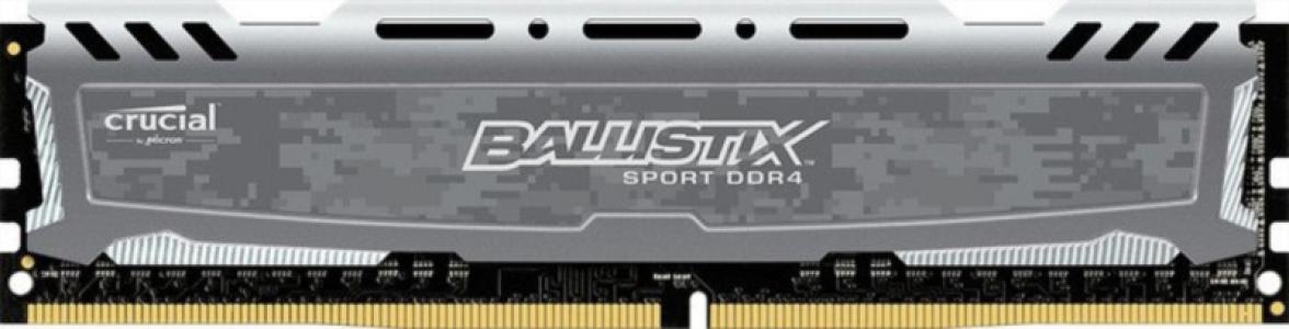 CRUCIAL 8GB DDR4 2400 CL16 1.2V DIMM Ballistix Sport LT