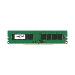 CRUCIAL 8GB DDR4 2400 CL17 1.2V DIMM Single Ranked