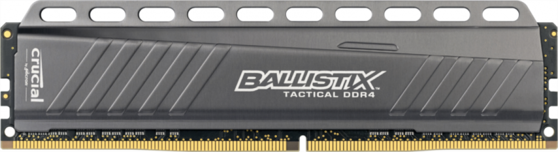 CRUCIAL 8GB DDR4 2666 CL16 DR x8 1.2V DIMM Ballistix Tactical