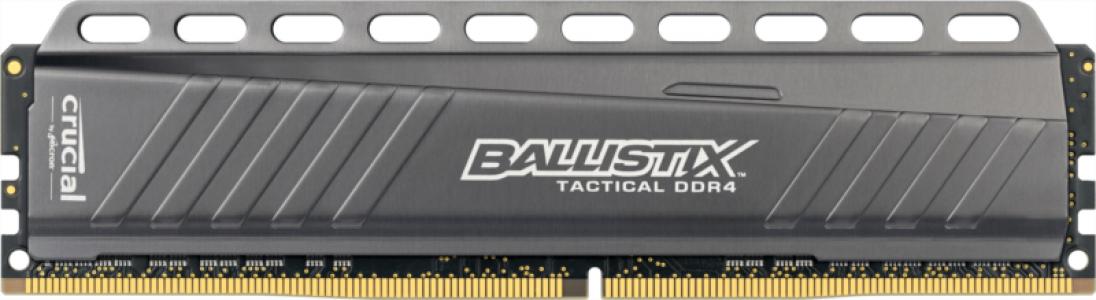 CRUCIAL 8GB DDR4 2666 CL16 DR x8 1.2V DIMM Ballistix Tactical