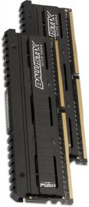 CRUCIAL 8GB Kit (4GBx2) DDR4 3200 CL16 1.35V DIMM Ballistix Elite