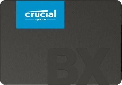 "Crucial BX500 480GB 3D NAND SATA 2.5"" SSD"