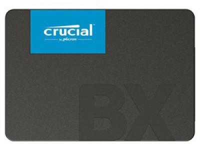 "Crucial BX500 240GB 3D NAND SATA 2.5"" SSD"