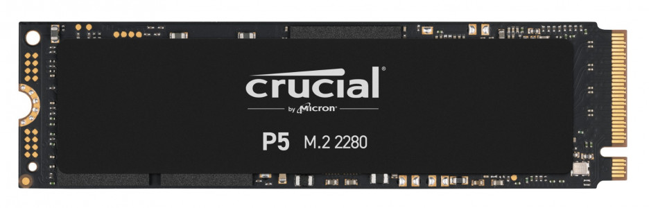 CRUCIAL P5 SSD 250GB M.2 80mm PCI-e 3.0 x4 NVMe, 3D TLC