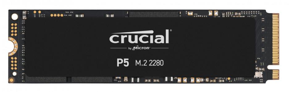 Crucial P5 250GB 3D NAND NVM PCIe M.2 SSD