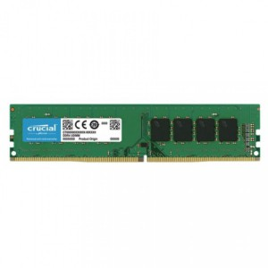 Crucial 8 GB DDR4 2666 CL19 1.2V