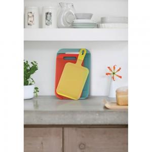 Brabantia set desk za rezanje (3 kom) S/M/L mešane barve