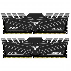 Teamgroup Dark Z FPS 16GB Kit (2x8GB) DDR4-4000 DIMM PC4-32000 CL16, 1.45V