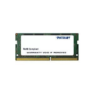 Patriot Signature Line 8GB DDR4-2666 SODIMM PC4-21300 CL19, 1.2V