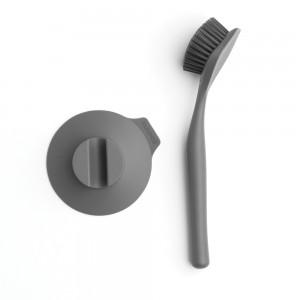 Brabantia krtača za pomivanje posode siva