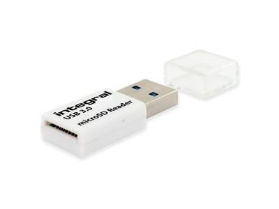 Integral USB 3.0. čitalnik kartic