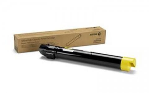 Xerox Yellow High Capacity Toner 106R01445