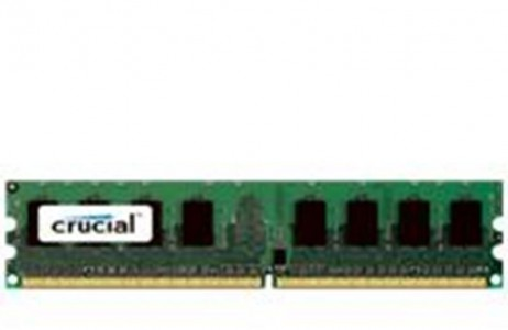 CRUCIAL 2GB DDR2 800 PC2-6400 CL6